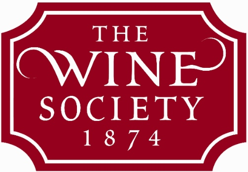The wine society logo